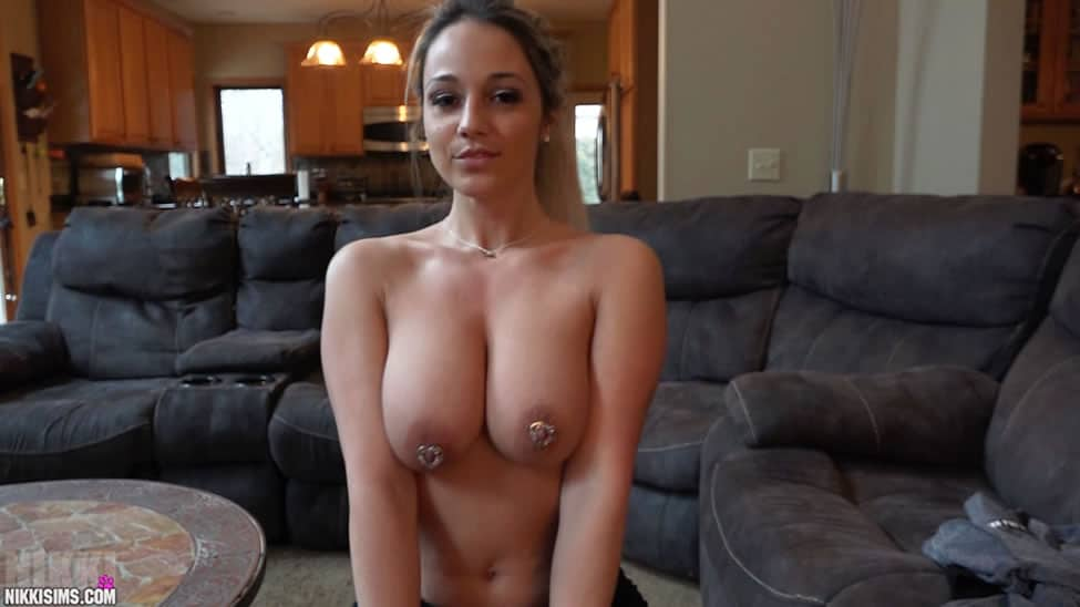 hot young naked women in public with big titties