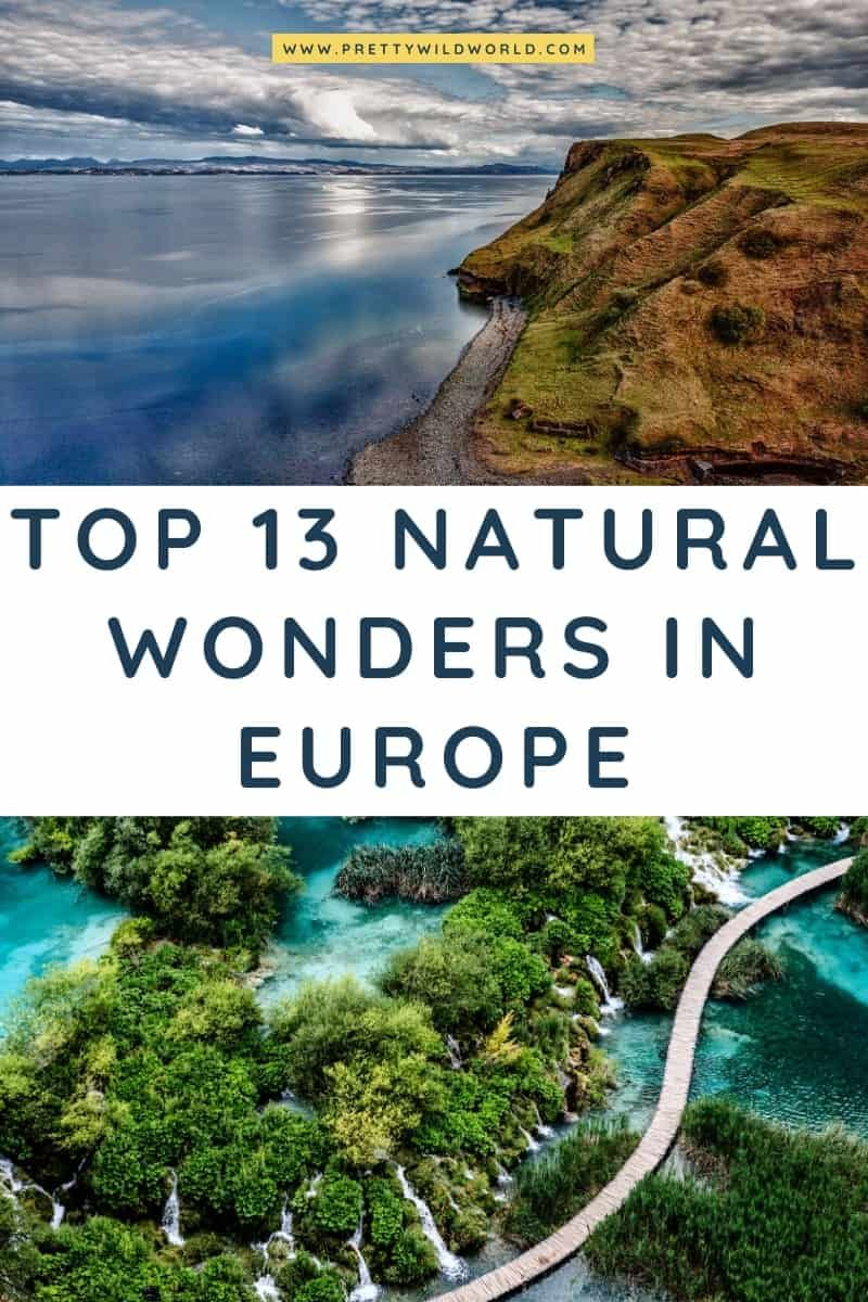 Natural wonders of the world 13