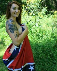 Redneck girls with tattoos naked