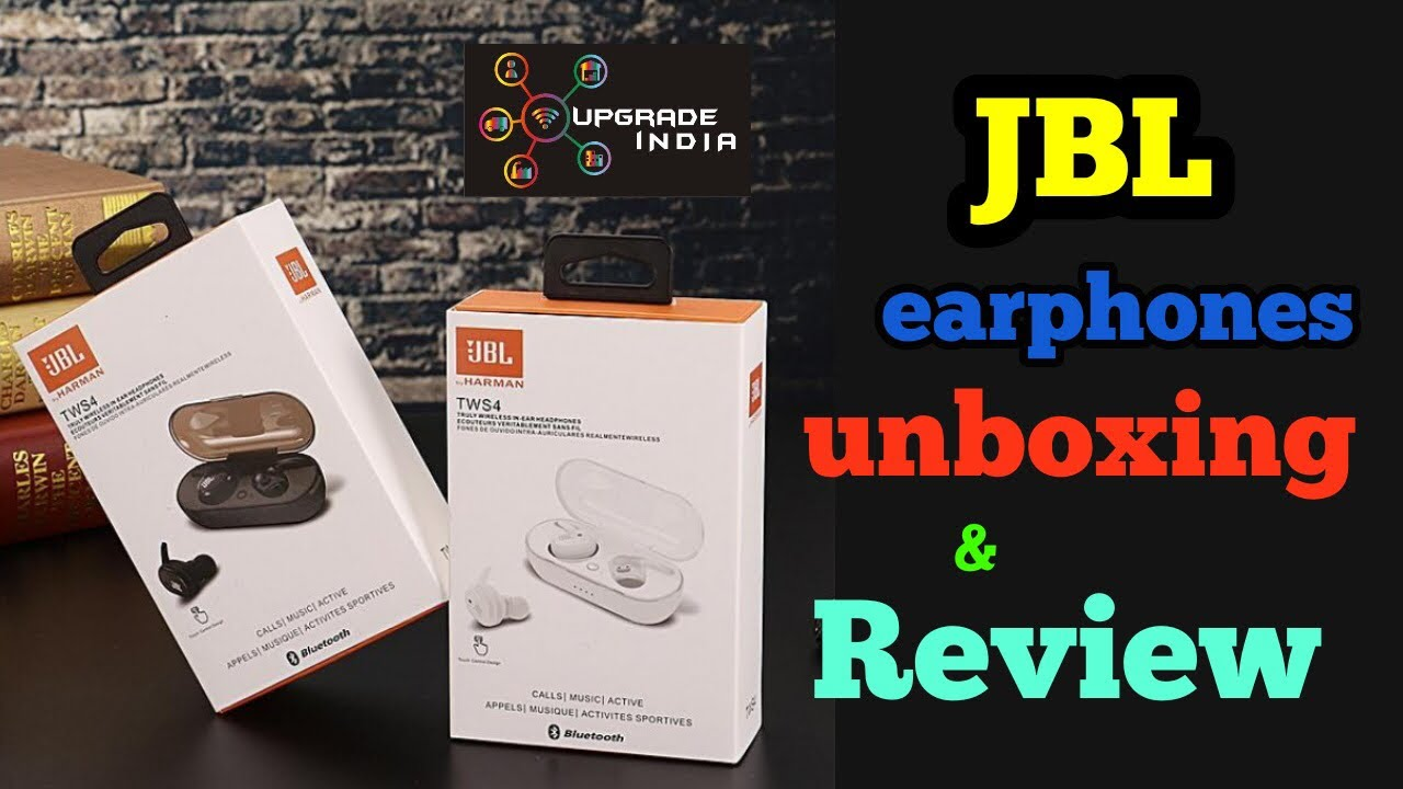 Jbl airpods instructions