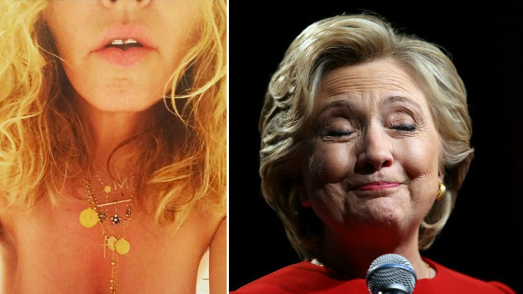Naked pictures of hiliry clinton