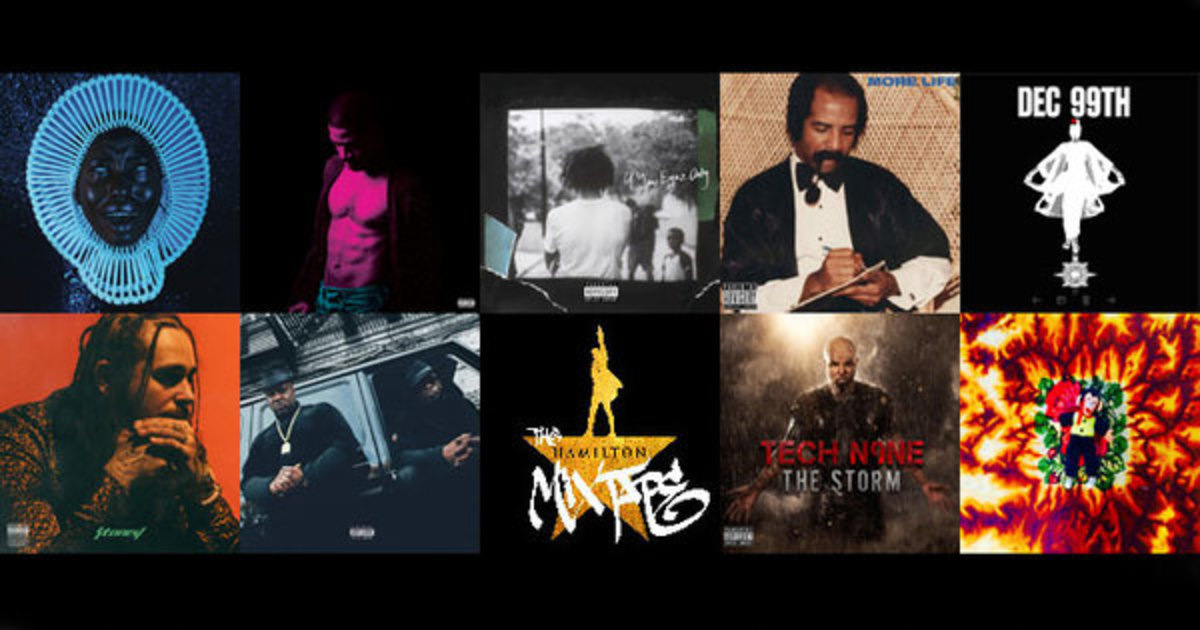 Albums released yesterday