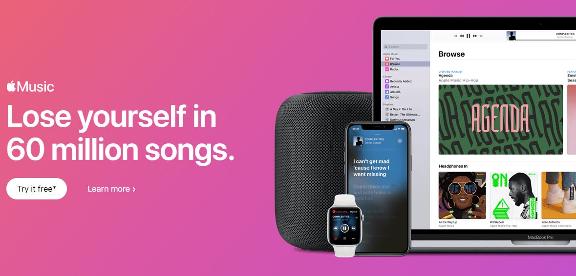 3 months for 9.99 apple music