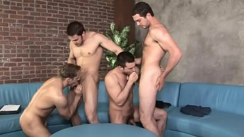 Gay orgy compilation