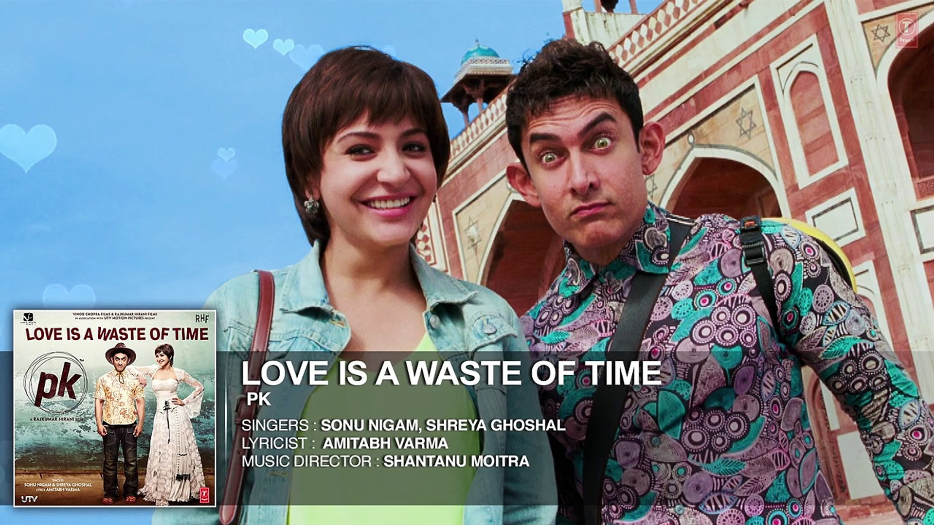 Love is waste of time mp3 download