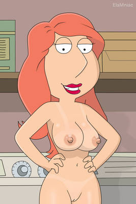 Nude pictures of lois griffin